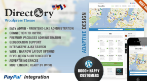 Top 50+ Best WordPress Directory& Listings Themes