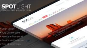 SpotLight – Magazine, Reviews & News Portal