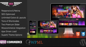 Top 50+ Best Premium WordPress Music Themes